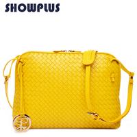 2013 fashion bv genuine leather fashion shoulder bag messenger bag gift