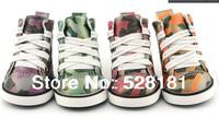 Free shipping! Pet sport shoes, double belt