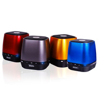 DOSS DS-1121 wireless bluetooth speakers, built-in 500mAH lithium battery, matching cell phones and tablet PCs