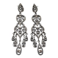 EA581  fashion accessories personalized drop long water drop earring  TP-5.99