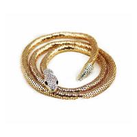 Fashion personality fashion all-match snake necklace necklace