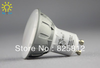 Big Eye color box 7W GU10 socket LED spotlight LED light (warm yellow)