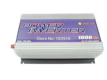 Grid Tied Inverter for photovoltaic system 1000W, 22V-60VDC Input,230V AC Output, SUN-1000G-22B