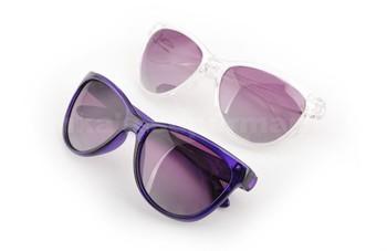 Top Quality ! New Avant-garde fashion sunglasses polarized glasses progressive lenses sunglasses Fringe Sun Glasses