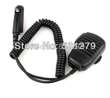 10x Handheld PTT Speaker Mic for Motorola GP328/340 PRO Walkie talkie two way CB Ham Radios J0016A