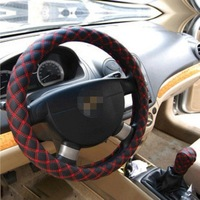 Free shipping(2pcs/lot) Car steering wheel cover Wine red fox hatchards the uluibau family suitcase car insufficiencies slams