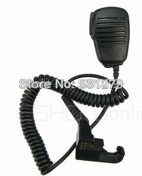 5x Handheld Speaker Mic for MOTOROLA Radio HT-600/800 P200/500 MT800 MTX800/900 walkie talkie accessories J0147A