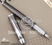 Parker pen IM grey white clip Fountain Pen free shipping