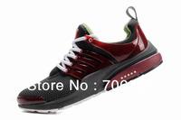 Free shipping  men's sports shoes half palm air cushion men running shoes size 7-11