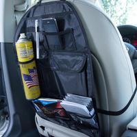 Car glove bags multifunctional car back bag car storage debris bags