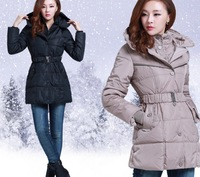 Free Shipping New Womens Winter Jackets And Coats Down Jacket Winter Jacket Plus Size Women Clothing c834
