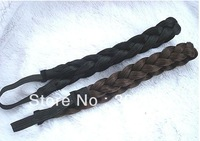 free shipping hot selling Choking hot pepper mouth plait hair rope wig hair braids restoring ancient ways 50pcs/lot