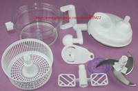 20sets/lot Manual multiple Vegetable cutter tools Salad dehydration and beat egg MK005
