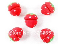 free shipping hot selling Hair wind blast strawberry volume to serve  50pcs/lot