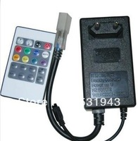 PLUG  FOR RGB 220V led strip 5050-with remote controller