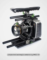 G104A Lanparte Blackmagic Cinema Camera EF/MFT Cage Kit BMCC
