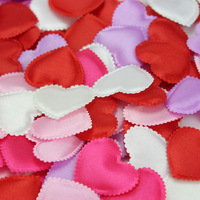 Free shipping heart shape Wedding Petals Party Favor Festival Decoration Hand Throwing Flowers