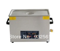 Free shipping factory direct steel Ditigal Ultrasonic Cleaner LTA-36T 6000mL