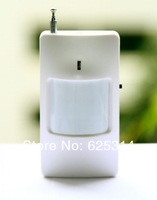 Wireless PIR Detector for home alarm home security system 433/315MHZ Free shiping