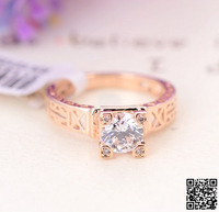 New arrival 2013 Proposal ring studded fashion female ring to marry him engagement
