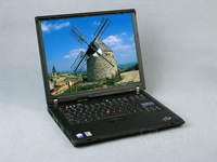 Used laptop lenovo Thinkpad R60e Core Duo T2300 1.66G 2G/160G 15.4-inch DVD-rom  Wifi windows XP or windows 7 Super  notebook