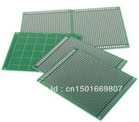 Universal 5Pcs 7x9 cm Prototype Single Side PCB Printed Circuit Panel Board