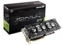 Inno3D NVIDIA GeForce GTX 760 2G GDDR5 256bit DirectX 11 DisplayPort HDMI DVI 1152SP Desktop Graphics Card