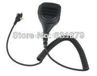 3pcs/lot Handheld Shoulder Water-resistant MIC Speaker for Motorola Radios MTP850 MTH850 MTH650 J0317A