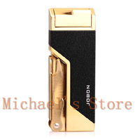High-grade metal gas lighters, beer open dual lighters, cigar lighters fashion