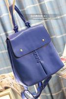 Women's handbag 2012 vintage flip backpack messenger bag women bag handbag
