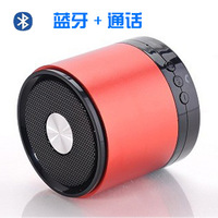 Mini bluetooth small audio mp3 player portable wireless audio mobile phone computer subwoofer speaker