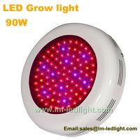 DHL Free Ship Cheap apollo 90W LED Grow Light 660nm China Promotion sales