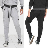 2013 Hitz Korean men's fashion casual men's casual pants men harem pants free shipping dropship