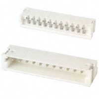 S11B-ZR-SM4A-TF(LF)(SN) CONN HEADER ZH SIDE 11POS 1.5MM JST Connectors