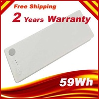 "New Laptop Battery for Apple MacBook 13"" 13.3 Inch A1181 A1185 MA561 MA566 White,"
