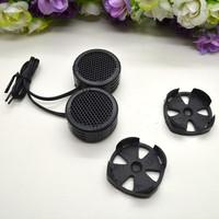 Free Shipping New 2 x 500W Car Auto Audio Dome Speaker Super Power Loud Tweeter B1554