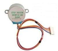 10pcs/lot 5V 4-phase 5-wire stepper motor gear motor 28BYJ-48-5V,Micro Mini Electric Step Motor for PIC 51 AVR