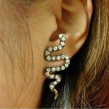 E0234 fashion accessories vintage small diamond stud earring