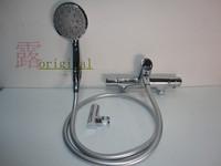 Hansgrohe shower faucet thermostat constant temperature bath set