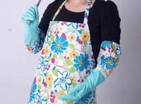 Waterproof apron fashion sleeveless apron waterproof home aprons