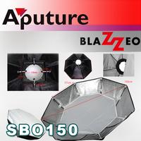 150CM Octagon Softbox Brolly Reflector Speedlite Studio 85X23X6CM High Quality + Freeshipping SBO150