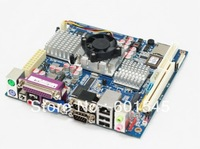 Intel 915GM chipset mini-itx POS motherboard with 12V-DC power 3G/wifi supported,free shippin mini-itx pos motherboard