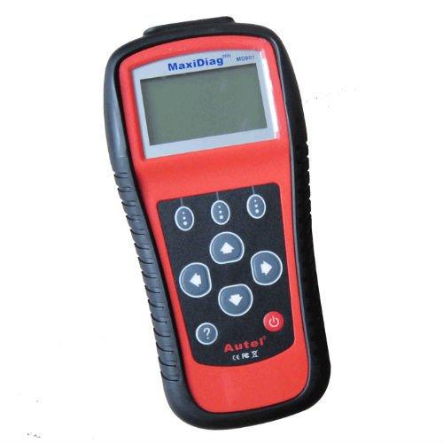 4 in 1 code scanner(JP701 + EU702 + US703 + FR704) Autel MD801 Pro MaxiDiag PRO Diagnostic tool 5pcs(China (Mainland))
