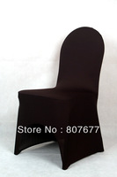 free shipping  black  spandex/lycra chair cover banquet cheaper spandex chair cover