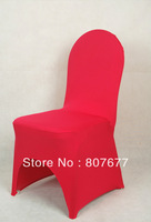 free shipping  fuchsia spandex/lycra chair cover banquet cheaper spandex chair cover