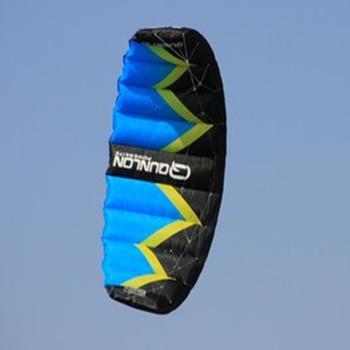 Q3 3m2 Traction kite,Double line soft kite,nylon kite free shipping