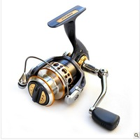 Drop Shipping 5.2:1 4BB+1RB Spinning Reel Metal Fishing Reel Spinning Reel Fishing Tackle