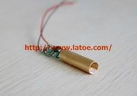 Mini 5mW Green Laser Module LT-G5305-FP8.