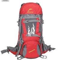 Backpack riding package rent fashion sport bag shoulds rusksack 50L large capacity