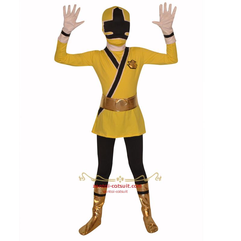 Power Rangers Yellow Girl New Kids Yellow Power Rangers